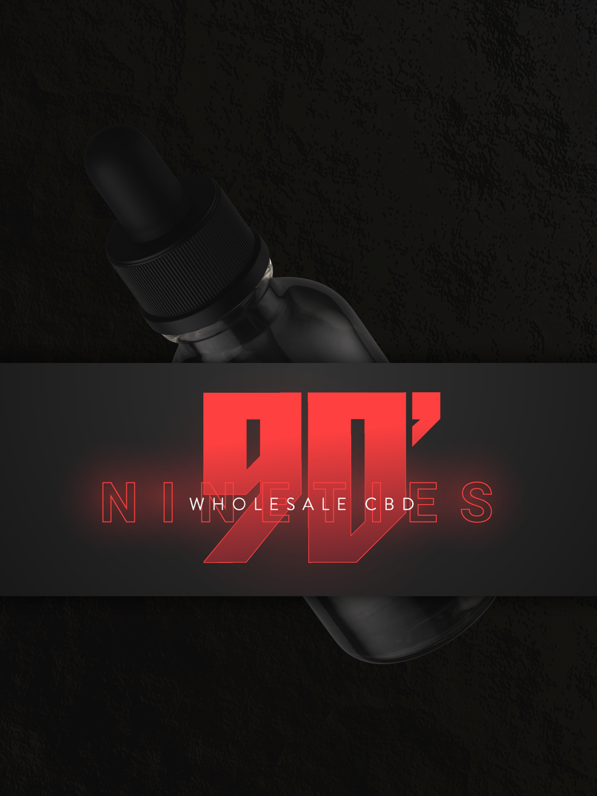 wit group branding and logo design project for 90's cbd