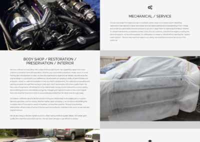 smb web design automotive international cars