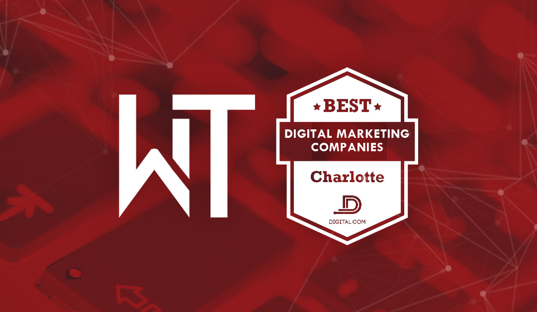 WiT Group Named Best Digital Marketing Company in Charlotte by Digital.com