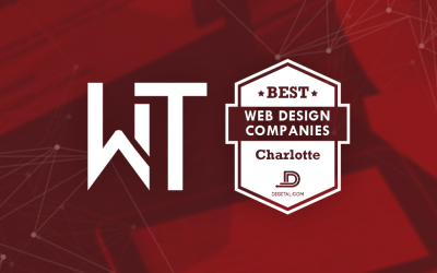 WiT Group Named Best Web Design Company in Charlotte in 2021 by Digital.com